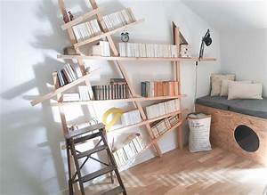 DIY Bibliothèque Mikado ⋆ Mocassin Serre-Tête