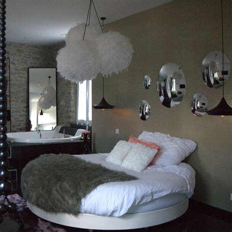 deco fr chambre decoration chambre avec lit rond