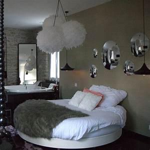 Revgercom decoration chambre avec tete de lit idee for Idee deco cuisine avec lit gonflable