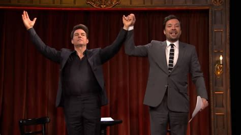 Watch Tom Cruise And Jimmy Fallon Act Out 'kid Theater
