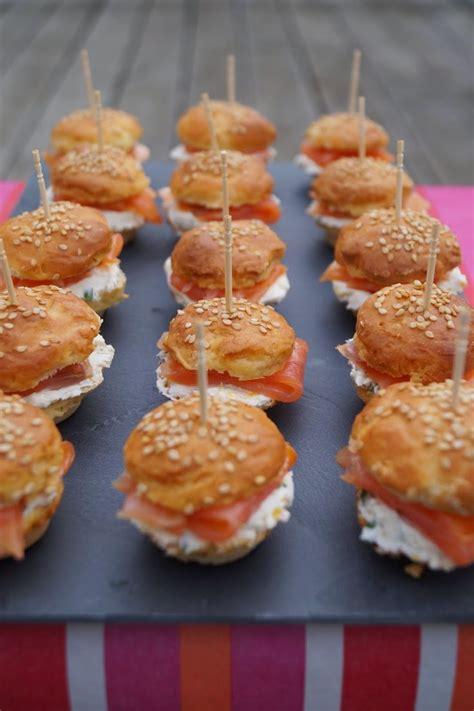 idée canapé apéro les 25 meilleures idées de la catégorie mini burgers sur