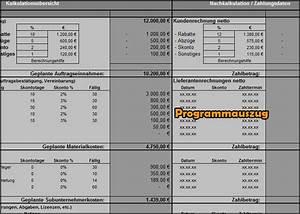 Kalkulation Rechnung : atx auftragskalkulation handwerkskalkulation auftrag handwerk kalkulation ebay ~ Themetempest.com Abrechnung