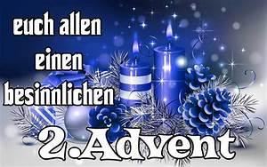 Grüße Zum 2 Advent Lustig : gl ckw nsche zum 2 advent bilder und spr che f r ~ Haus.voiturepedia.club Haus und Dekorationen