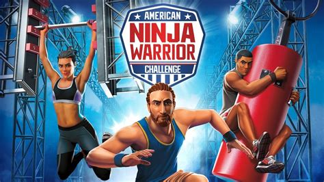 ninja warrior american challenge switch nintendo game games leap ps4 announced coming march xbox nintendosoup lands makes