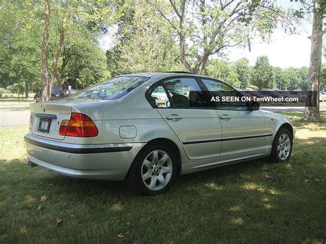 2003 Bmw 325 Xi by 2003 Bmw 325 Xi All Wheel Drive In