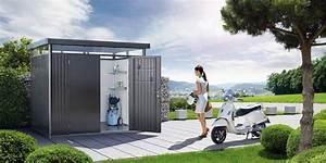 Gartenhaus Metall Biohort : gartenhaus aus blech gl56 hitoiro ~ Whattoseeinmadrid.com Haus und Dekorationen