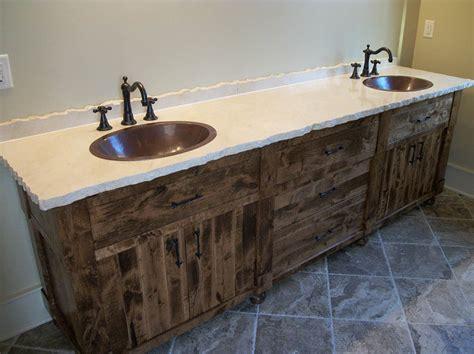 custom handcrafted bathroom cabinets  furniture