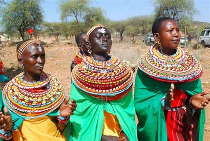 Kenya Kenyan Female Religion African Tribes Leaders