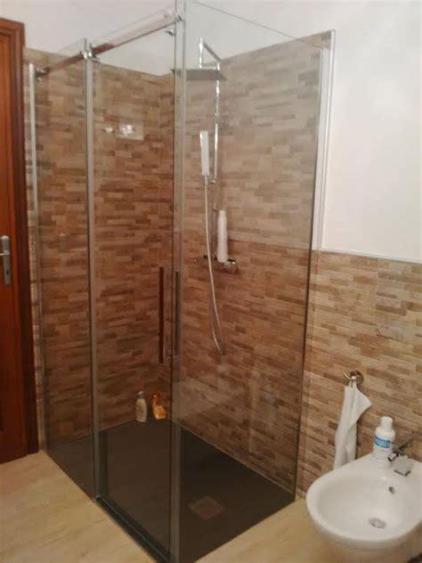 cabine doccia in muratura foto box doccia in muratura