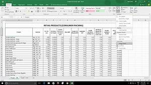 How To Protect A Worksheet In Microsoft Excel 2016