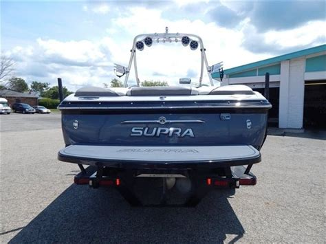 Supra Boats Europe by Supra Launch 24 Ssv Gravity 2007 For Sale For 1 000