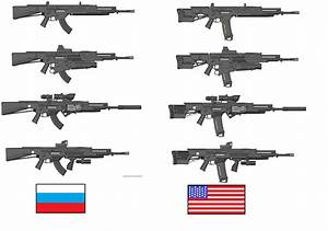 US/RU M220A1 Assault Rifle varriants by Marksman104 on ...