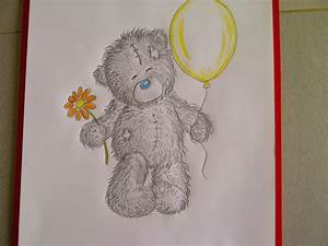 Was Kann Ich Nähen : teddyb r zeichnen kuschelb r malen zeichnen lernen f r ~ Lizthompson.info Haus und Dekorationen