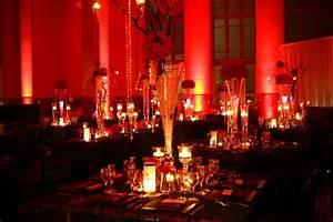 tbdress blog a romantic combination black and red wedding With black and red wedding ideas