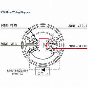 Protec 3000  Temp56 Fast Response Rate Of Rise Heat Detector
