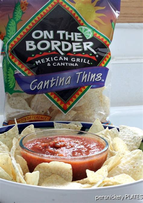 Every time i go there, i try to figure out the flavors to see what makes it so good. On The Border Chips And Salsa Nutritional Information - Besto Blog