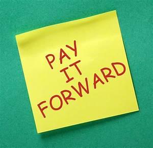 pay it forward essay topics