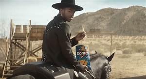 doritos bowl commercial 2020 lil nas x has a