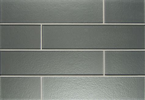 vibrations 2x8 matte glass subway tile box contemporary wall and floor tile by design for