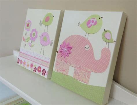 tableaux chambre b tableau chambre bébé 30 idées de décoration mignonne