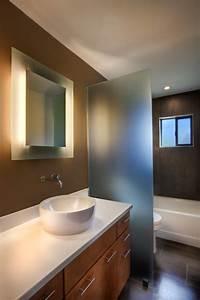 bathroom ceiling ideas Impressive Modern Bathroom Ceiling and Wall Lighting Ideas - Interior design