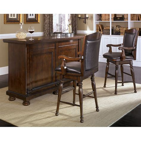 Bar Set Furniture by Porter Bar By Furniture Get Ready For The Holidays