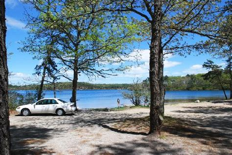 Flax Pond  Picture Of Nickerson State Park Campgrounds