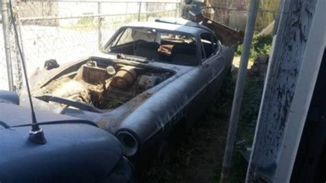 volvo p salvage parts car  sale  glassell