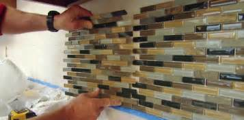 how to install kitchen tile backsplash how to install a mosaic tile backsplash today 39 s homeowner