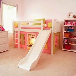 Kinderzimmer Für Mädchen : kinderzimmer f r m dchen hochbett design mit rutsche hochbett mit rutsche spa im ~ Sanjose-hotels-ca.com Haus und Dekorationen