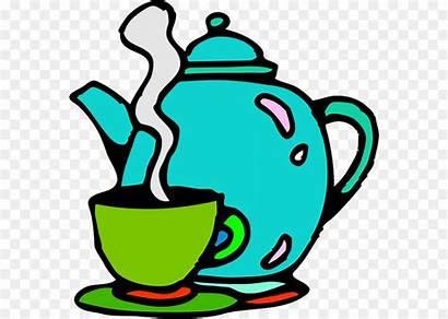 Clipart Teacup Cup Coffee Tea Clip Banner