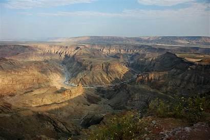 Canyon Fish River Namibia Namibie Karas Accommodation