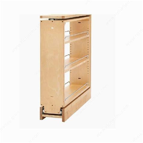 base cabinet pull out base cabinet pull out filler richelieu hardware