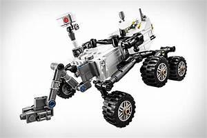 Lego Mars Curiosity Rover | Uncrate