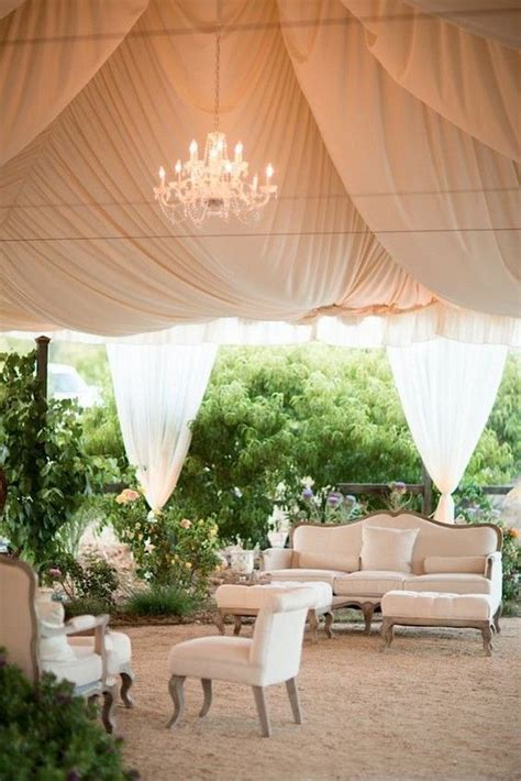 30 chic wedding tent decoration ideas more lounge areas