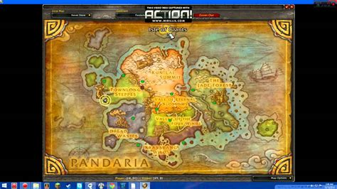 world  warcraft warbringer locations youtube