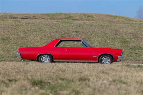 1965 Pontiac Gto 3869 Tri Power 4 Speed Correct Colors