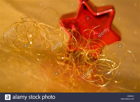 gold angel hair christmas decoration