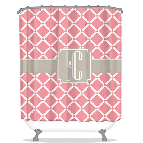 personalized shower curtain personalized shower curtain monogrammed shower curtain