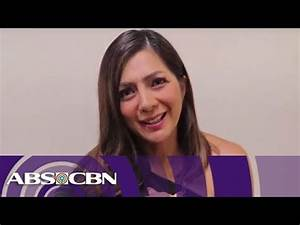 Alice Dixson reveals 3 things she can't live without - YouTube