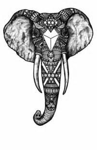 Decorated Cow Skulls Pinterest by Aztec Elephant