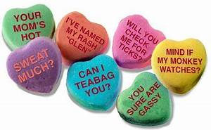 Some of the Best Rejected Candy Hearts Tweets