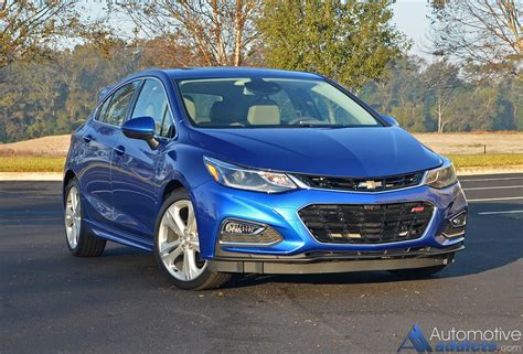 2017 Cruze Review by 2017 Chevrolet Cruze Hatchback Premier Review Test Drive