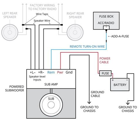 Kicker Kisl Wiring Diagram Collection Sample
