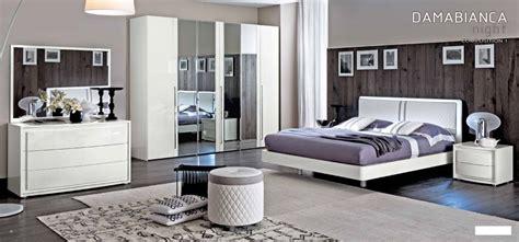 meuble italien chambre a coucher chambre à coucher italienne dama laque blanc chambre