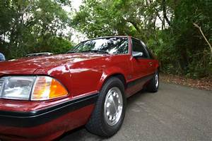 1990 Ford Mustang LX SSP 5.0 Notchback for sale: photos, technical specifications, description