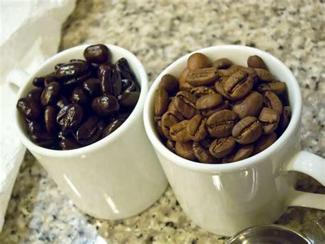 light roast more caffeine does roast more caffeine bean ground