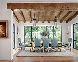 lanternes neoclassique meubles salle a manger rustique With salle a manger rustique
