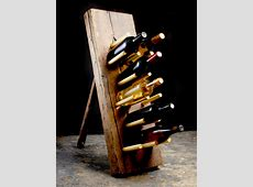 DanMade Primitive Wine Rack HGTV Design Blog – Design
