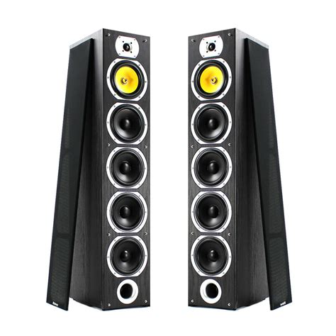 home stereo hifi tower tall boy floor standing speakers